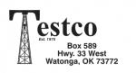 Testco Inc.