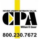 William K. Gauer, CPA