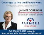 Farmers Insurance Jannet Dobrinski Agency