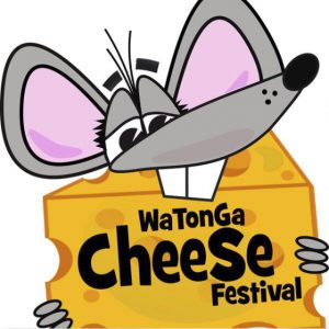 Cheese Festival Vendor