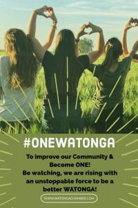 #OneWatonga