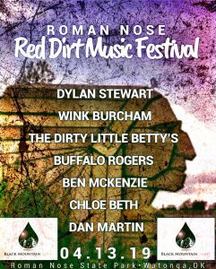 Roman Nose Red Dirt Music Festival