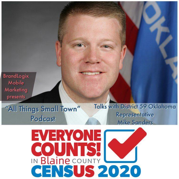 2020 Census MAKE WATONGA COUNT