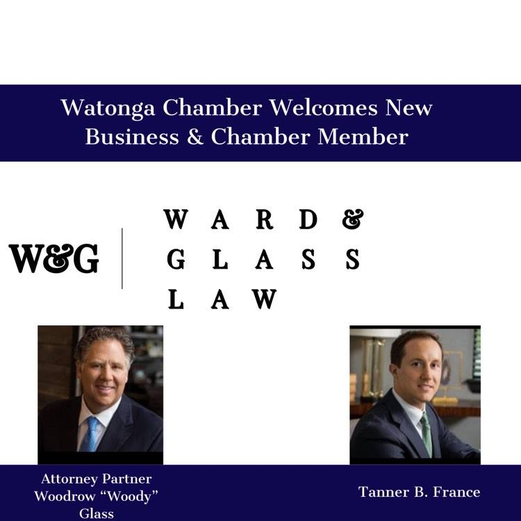 Ward & Glass Law  Ribbon Cutting, Community Coffee & Open House