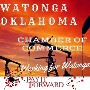 Chamber Director Dayla Luetkemeyer Highlights Watonga