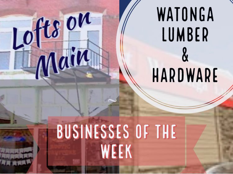 You are currently viewing Watonga Chamber Businesses of the Week Dec. 28th