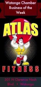 Watonga Chamber's Business of the Week: Atlas Fitness