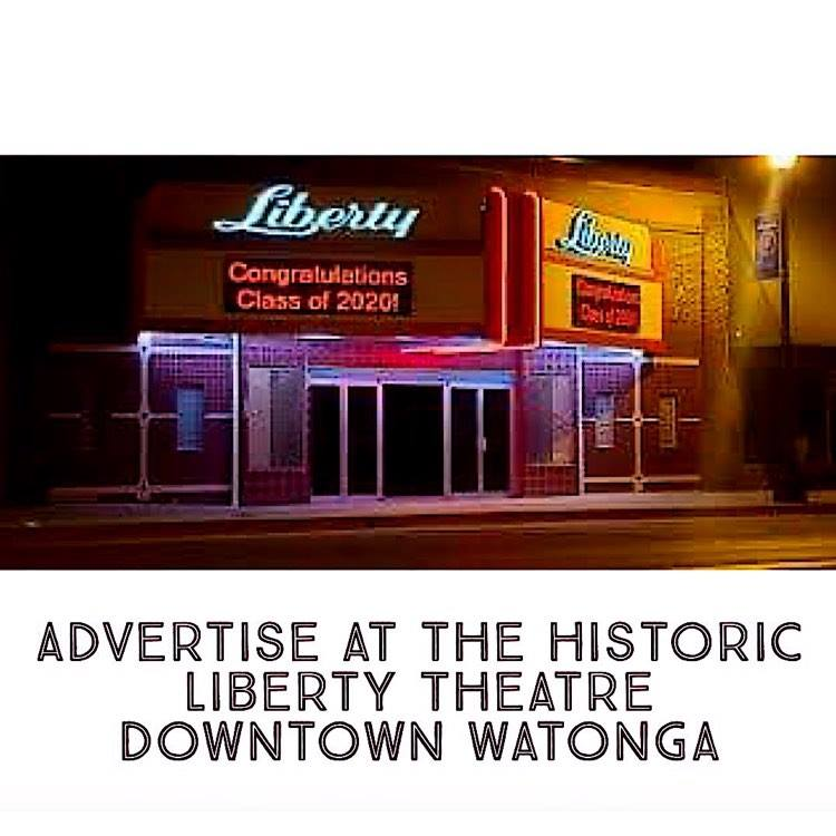 Advertise with Liberty Marquee Downtown Watonga