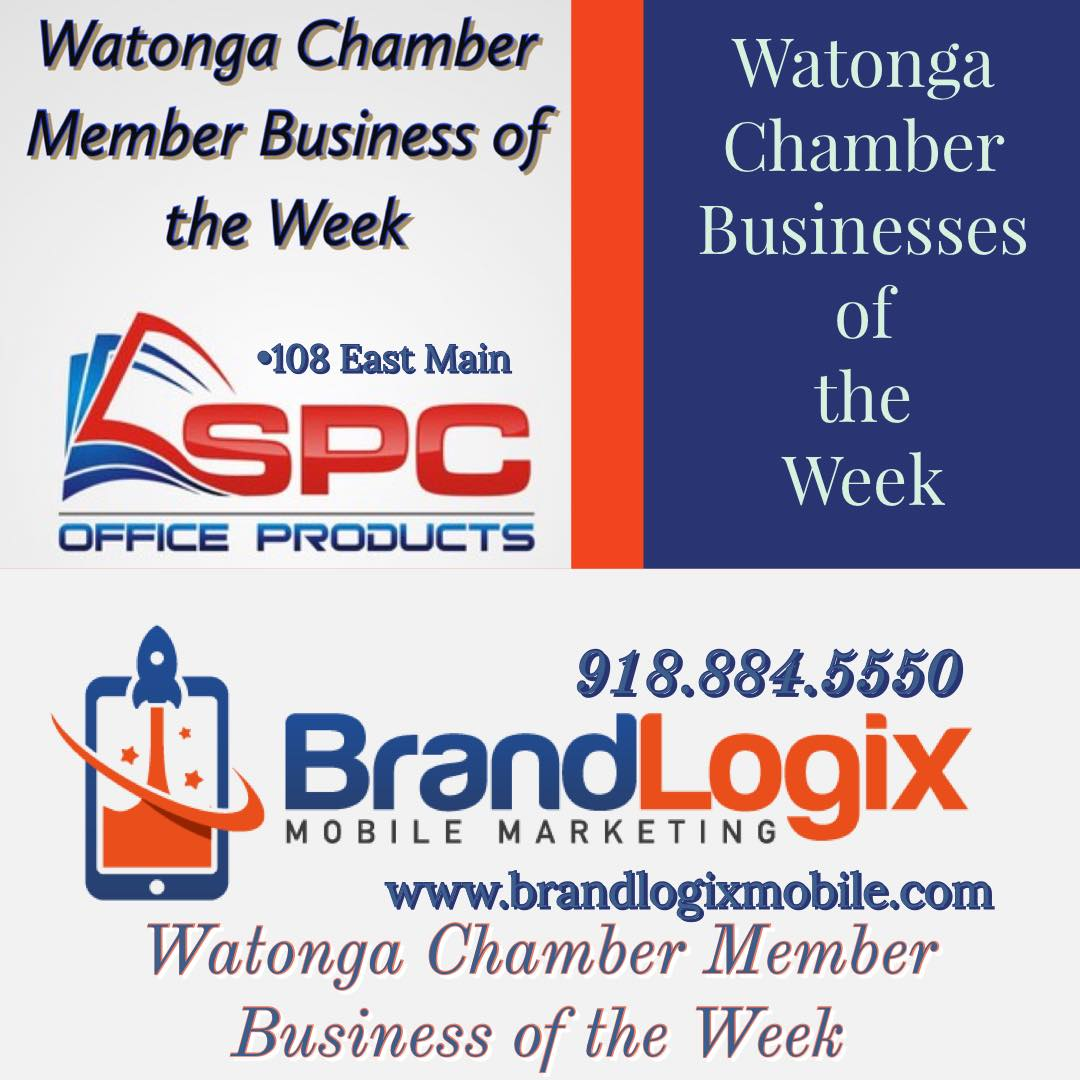 Chamber Businesses of the Week SPC Office Supply & BrandLogix Mobile Marketing