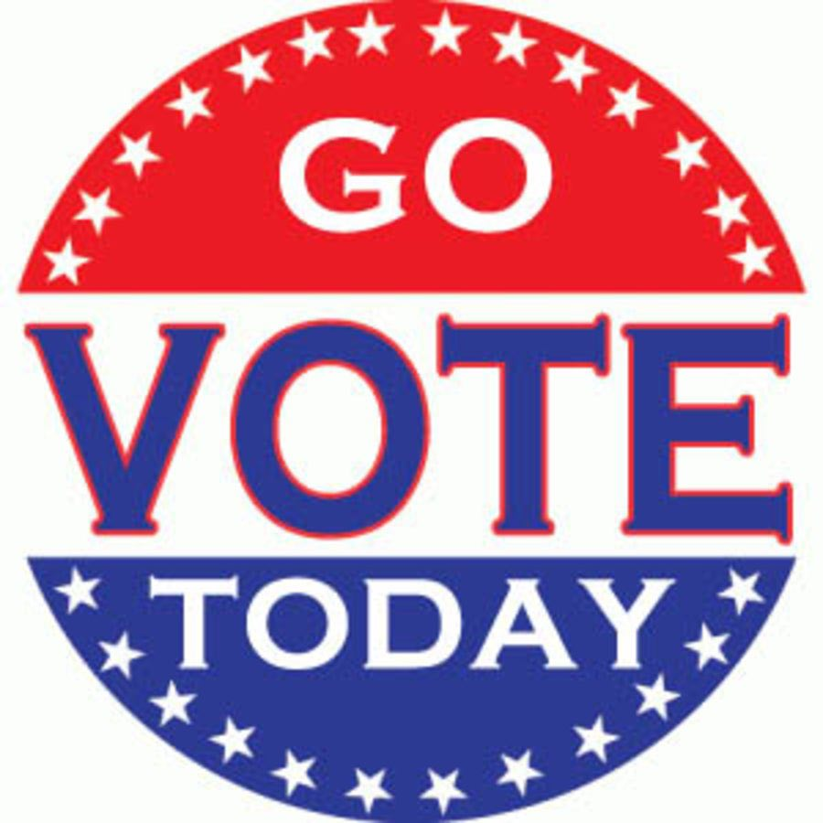 VOTE TODAY Blaine County City Council Members and School Board Members