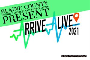 "NO WORRIES, the Sirens you hear are for The ""Arrive Alive Tour"" April 19th, 10a-3p @W.H.S."