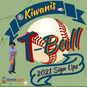 Read more about the article 2021 Kiwanis T-ball Sign Up Sheet DEADLINE May 25th