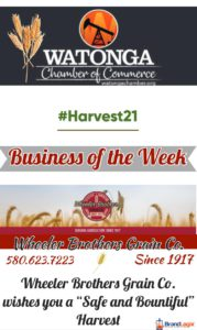 Read more about the article Wheeler Brothers Grain Watonga Chamber Biz of the Week